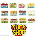 FULL TUB TUCK SHOP KIDS PARTY FAVOURS TREATS SWEETS WHOLESALE DISCOUNT CANDY BOX