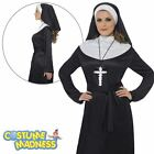 Nun Costume- Adult Woman Outfit Saints and Sinners Fancy Dress