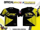 Pac Performance USA TOUR 2016 Sublimated T-Shirt Short Sleeve Adults- FREE GIFT!