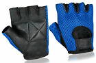 Cycle Cycling Gloves Mountain Bike Bicycle Half Finger Fingerless Gloves Sports
