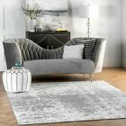 Kyпить nuLOOM Contemporary Modern Abstract Deedra Area Rug in Grey Multi на еВаy.соm