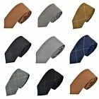 5cm Classic Men's Wedding Tie Party Formal Business Dinner Banquet Costume New
