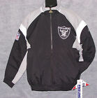 Vintage 90s Oakland LA RAIDERS Apex One JACKET NFL ProLINE NWT NEW OldStock MED
