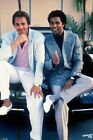 MIAMI VICE Poster [Multiple Sizes] Hollywood 80's Stars Hunk Playboy 01