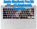 "Any 1 Vinyl Decal/Skin for MacBook Pro/Air 13-17"" Keyboard -"