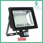 FOCO PROYECTOR LED SMD CON DETECTOR 50W