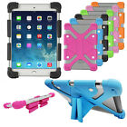 Protective Kids Silicone Case Shockproof Cover with Stand for various tablets
