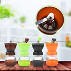 Manual Coffee Bean Espresso Grinder Mill Kitchen Grinding Tool Ceramic 4 Colors