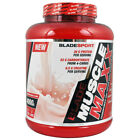 9€/kg Blade Muscle Maxx 4000g Weight Gainer mit Whey Protein + Kohlenhydrate