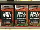 Ronseal preserver 2 x 5ltr cans (Shed and fence)