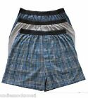 32 X Hathaway MENS COTTON LOOSE-FIT BOXER SHORTS Trunks Briefs Size S-XXL