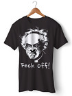 FATHER TED FATHER JACK T-SHIRT FECK OFF!! SUPER LARGE DIGITAL PRINT UNISEX S-5XL