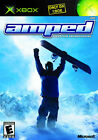 XBOX - Amped Freestyle Snowboarding *PAL *Fast Free Post