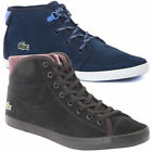 Lacoste Women's Ziane Chukka COR Lace Up Suede Casual Mid Top Trainers Shoes