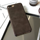 """For Iphone 6/6s 4.7"""" Ultra Thin Shockproof Case Soft PU+TPU Back Slim Cover Skin"""