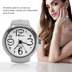 Ring Watch Quartz Finger Watches Rings Gifts Jewelry Steel Ring Watches WR