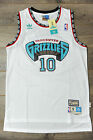 Mike Bibby 10 Vancouver Grizzlies Swingman Classics Retro New White