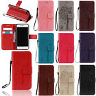 Magnetic Folio PU Leather Wallet Flip Cover Card Holder For Apple iPhone Phone