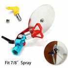 3 in 1Spray Guide Tools & Airless Spray Tip For Wagner Titan Paint Sprayer 7/8''