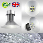 Powerful Commercial Factory Warehouse Industrial Lamp White LED High Bay Lights