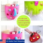 Toddler Baby Bath Toy Organizer Storage Bathroom Bag Kids Net Super Scoop Tub