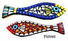 Fish Mosaic Kitsets - Choose your Fishie