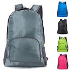 Nylon Folding Backpack Outdoor Sport Pack School Shoulder Bag Boys/Girls Satchel