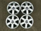 4x GENUINE FORD ALLOY WHEELS FOCUS CMAX MONDEO GALAXY 5x108 4M5J1007AA BORBET