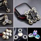 HAND SPINNER TRI FIDGET VARIOUS GEAR DESK TOY EDC STOCKING STUFFER KIDS OR ADULT