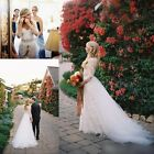New Long Tull Wedding Overskirts Evening Party Detachable Bridesmaid Prom Skirts