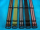 BLACK HARDWARE G-10 MILITARY STYLE WATCH STRAPS, FREE SHIPPING FOR US SALES