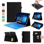 Colors Folio Leather Case / Stand for Microsoft new Surface Pro / Pro 5 12.3