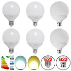 NEW 12W 15W 18W G95 G120 LED Opal Edison Filament Light Globe Lamp Bulb B22/E27