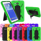 "Внешний вид - Heavy Duty Cover Shockproof Hybrid Case For Samsung Galaxy Tab E 8 8.0 8"" T377"