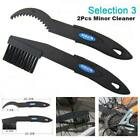 MTB Bike Bicycle Motorcycle Chain Wheel Cleaning Brushes Wash Cleaner Tools Set