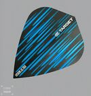 Target Spectrum Vision Ultra Xtra Strong Kite Shape flights Blue 1x3 or 5x3 Pack