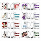 "Personalised ""BETTY BOOP"" Inspired Printed Boxed White Mug ~ Multiple Choices £7.99 GBP"