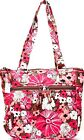 Shoulder bag for Women New Cotton Quilted Floral Beautiful Multicolored