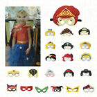 Princess Costume mask Snow White masks Girls Alice Birthday