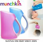 Munchkin Shampoo Hair Rinser Baby Soft Flexi Rim Tear-free Bath Time Toddler Jug