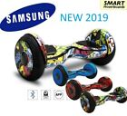 HOVERBOARD 10POLLICI SMART BALANCE OVERBOARD  PEDANA SCOOTER NEW 2017