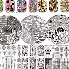 Nail Art Stamping Plate Manicure Stamp Image Printing Template DIY Born Pretty