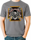 Live Legend Biker T Shirt Made in the USA Eagle Mens Sizes Small to 6XL and Tall