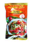 Freeze Dried Papaya Salad-Less Spicy-Ready To Eat-Easy Cooking From Thailand