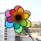 Baby Windmill Wind Spinner Whirligig Children Multicolors Toys Classic RainbowSW