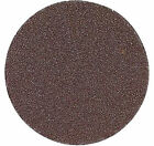 HOOK AND LOOP aluminium oxide PLAIN sanding discs VARIOUS SIZE AND GRIT