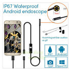 6LED Waterproof Endoscope Borescope Color Tube camera for Android Smart Phone
