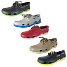 Crocs Mens Beach Line Slip On Boat Shoes