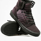 Supra Womens Skytop Lace Up Active Gym Hi Top Black Fade Black Trainer