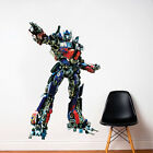 """Buy """"Optimus Prime Transformers Wallpaper Decal Mural Autobots Wall Stickers, e96"""" on EBAY"""